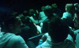 Australia Quartet crowd